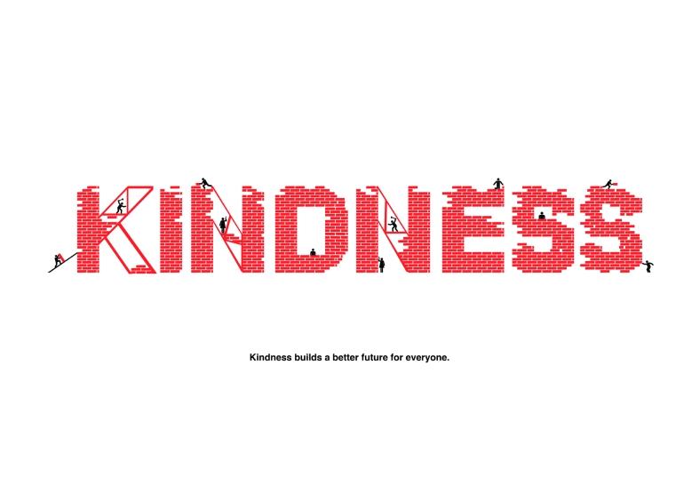 Building kindness by Carlos Cepeda