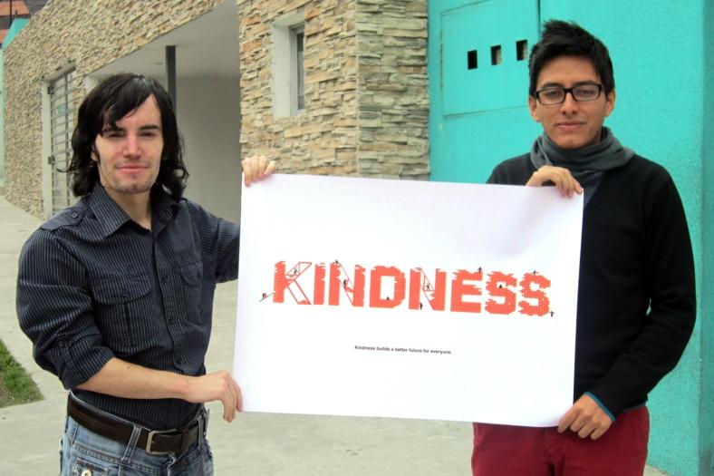 me carlos cepeda building kindness
