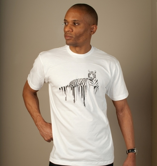white tiger melts - tshirt 3