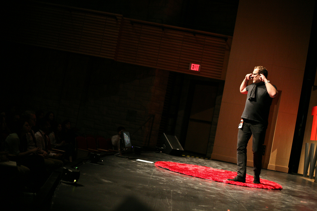 Andrew Lewis - TEDxWesternU 2013 - 1
