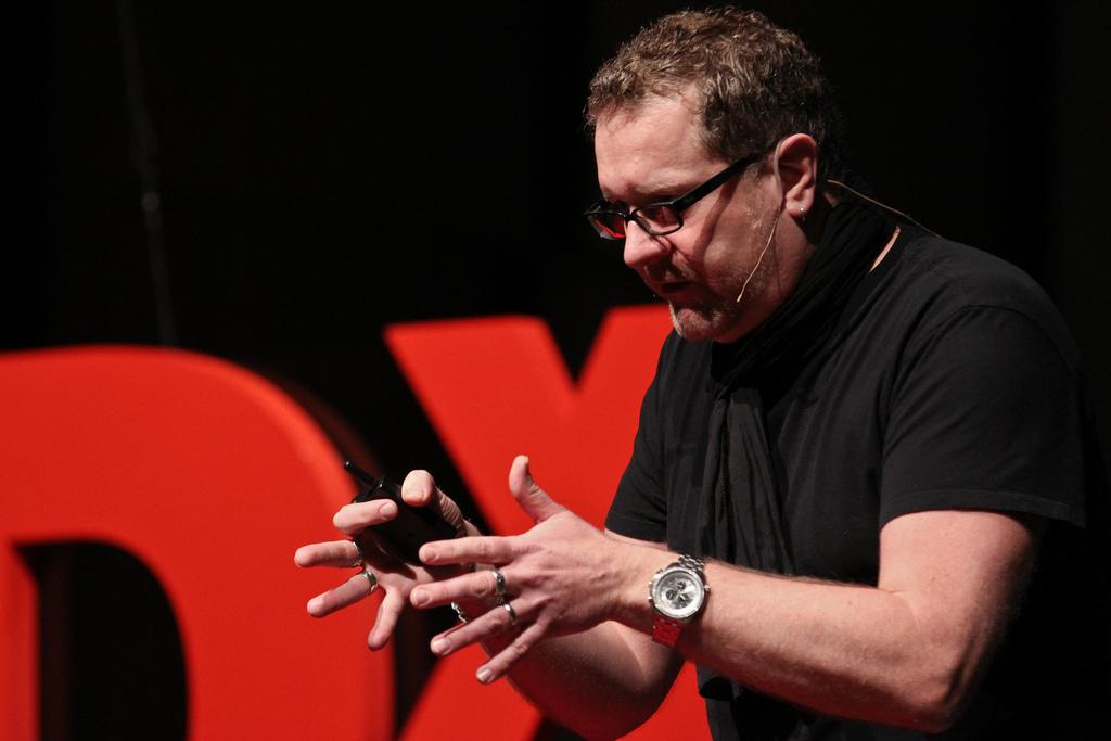 Andrew Lewis - TEDxWesternU 2013 - 2