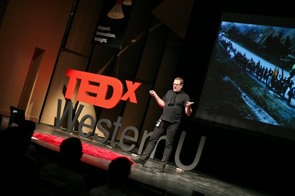 Andrew Lewis - TEDxWesternU 2013 - 3