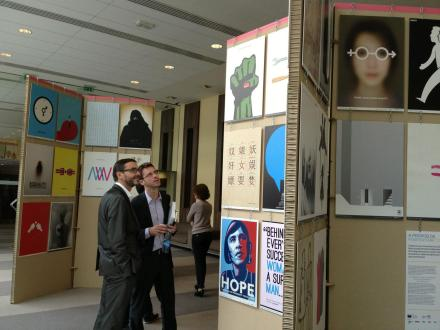 Female Surrounded at the 125th Gender Equality exhibition in Paris 3
