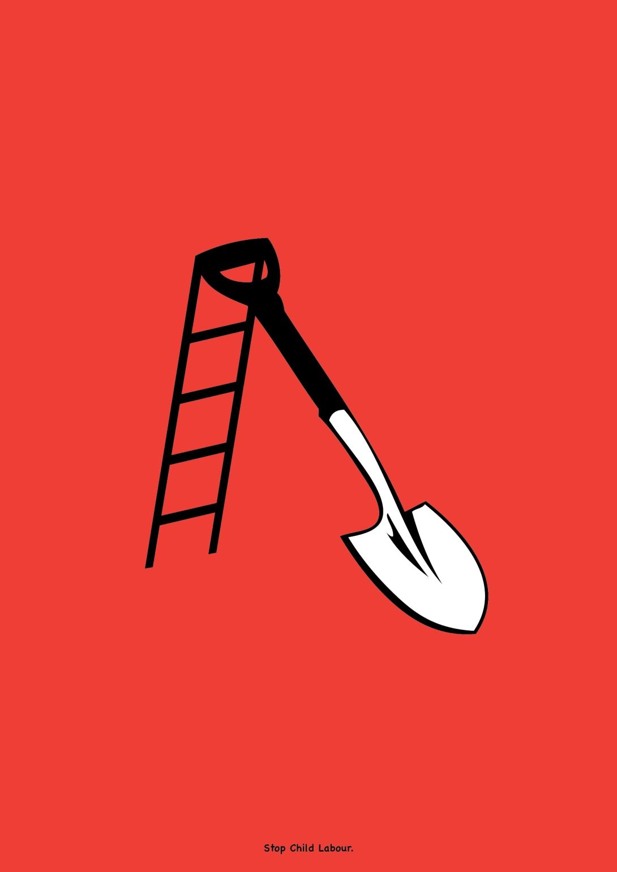 Spade slide