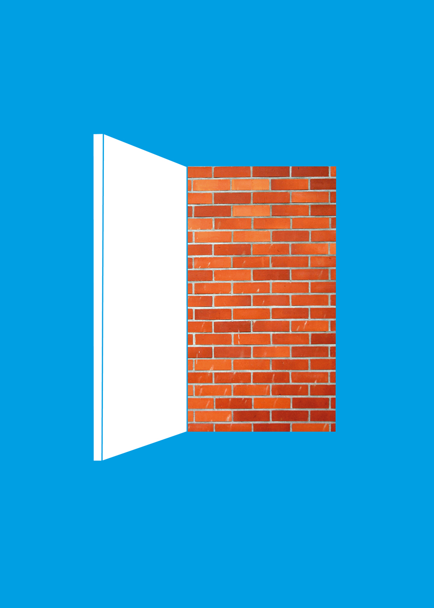 Brick-door-Christopher-Scott