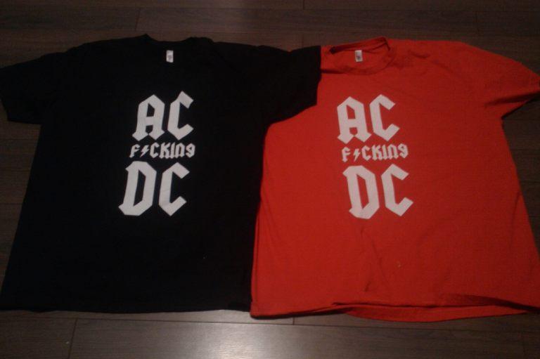 ac f-cking dc tshirt