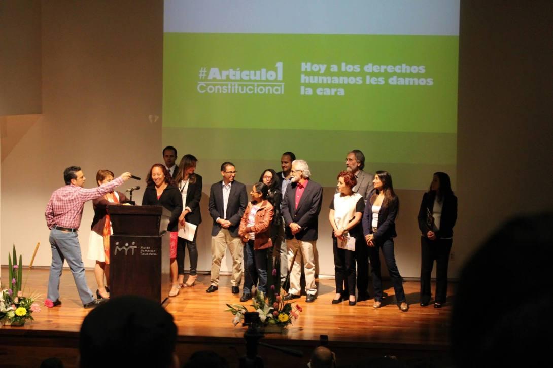 Escucha MI VOZ 2013 - Mexico City 4