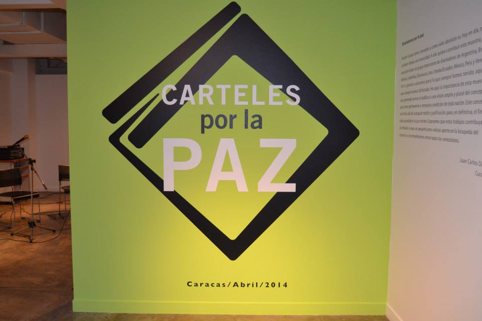 Inaugurada %22Carteles por la Paz%22en el MEDI 1
