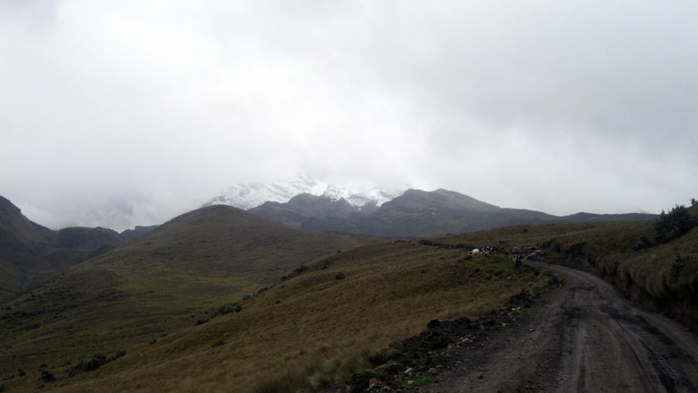 cayambe volcano 1