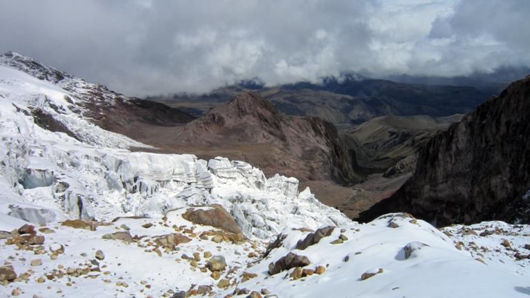 cayambe volcano 11
