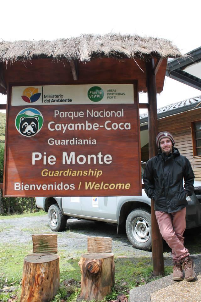 cayambe volcano 12