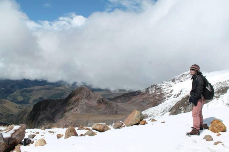 cayambe volcano 14
