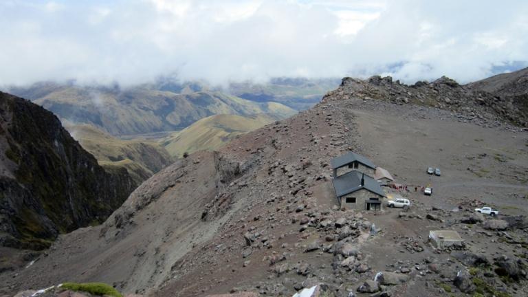 cayambe volcano 2