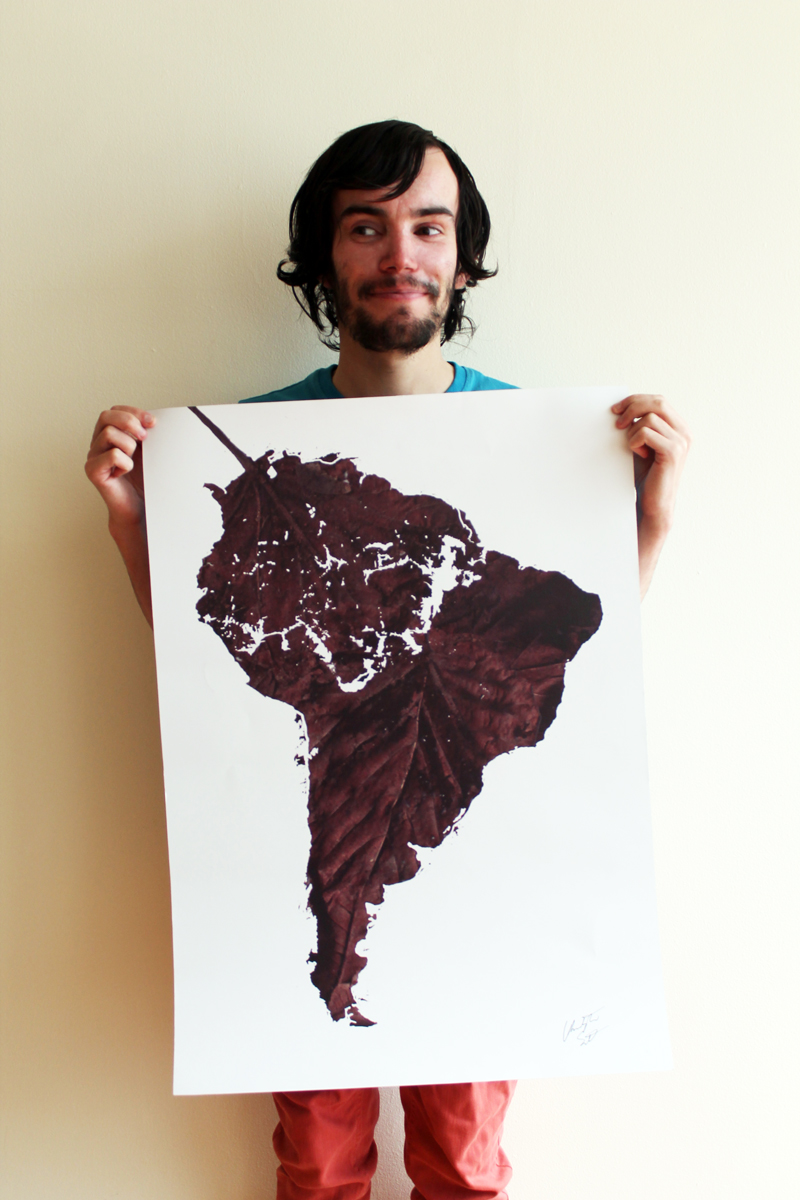 Christopher-Scott-with-Dead-Leaf-poster