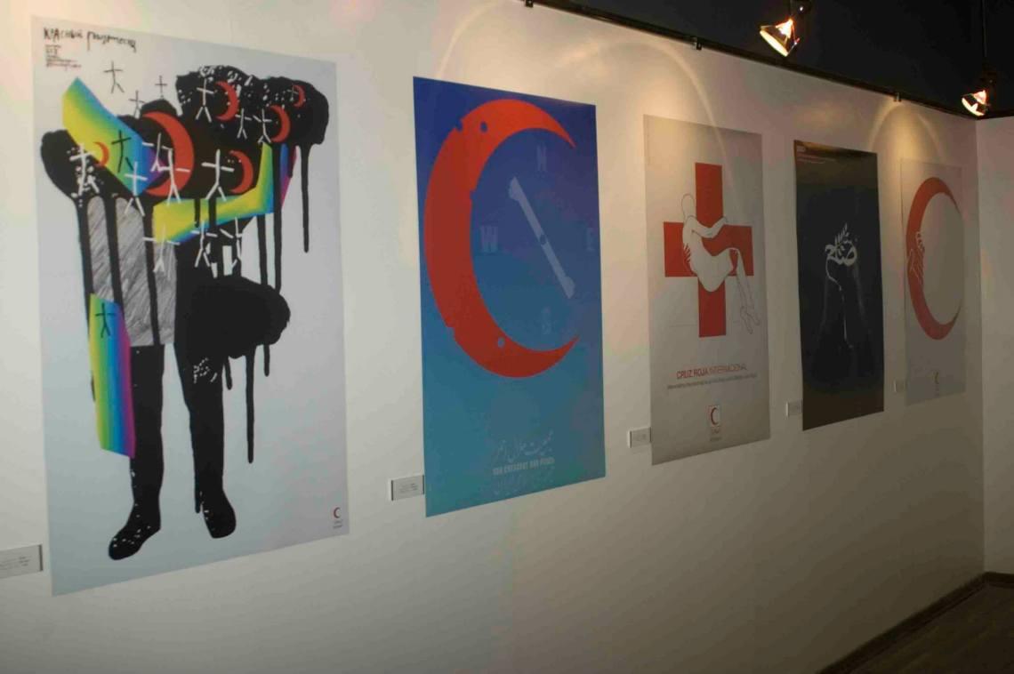 International Red Crescent Poster Exhibition - Tehran, Iran 4