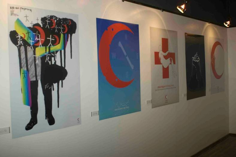 International Red Crescent Poster Exhibition - Tehran, Iran 4