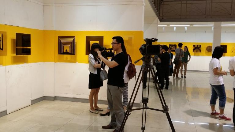 "New ""Form"" international invitational graphic design exhibition 2014 - 6"