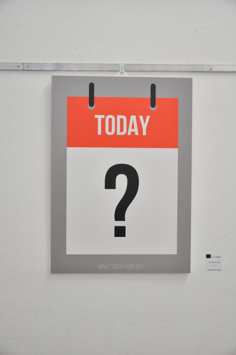 Today is already tomorrow%22 international poster exhibition 7