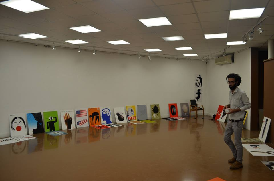 First Japa Group Social Poster Exhibition 1