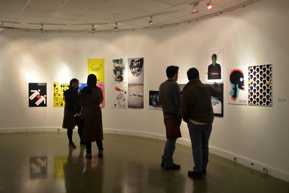First Japa Group Social Poster Exhibition 8