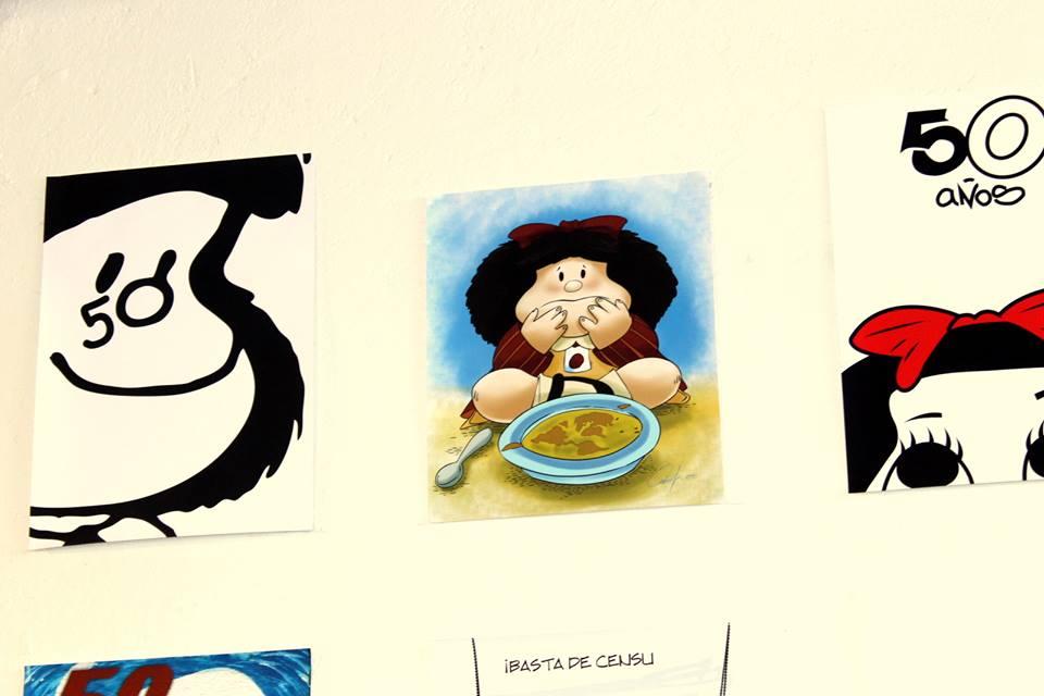 Tributo 50 Años de Mafalda 3