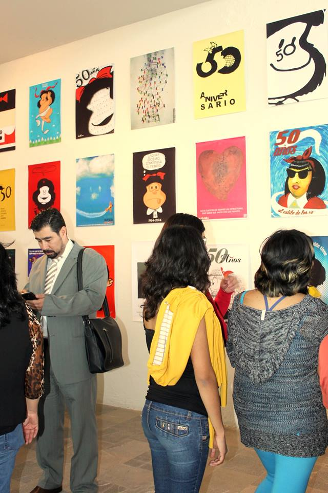 Tributo 50 Años de Mafalda 6