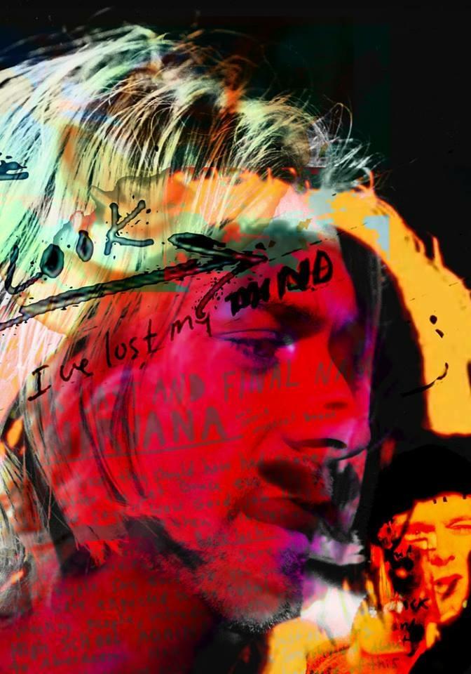 Kurt Cobain Tribute - Christopher Scott