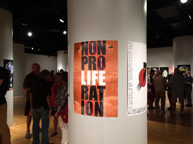 Hiroshima Invitational Poster Exhibition 1