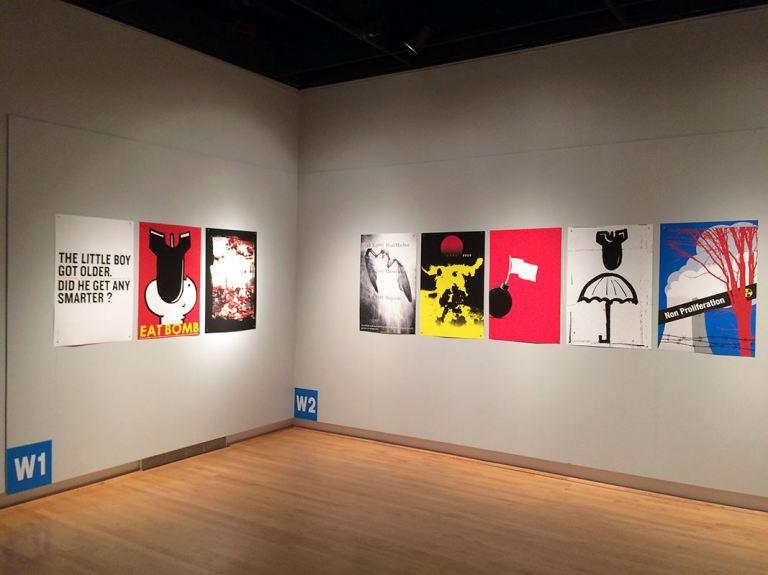 Hiroshima Invitational Poster Exhibition 3
