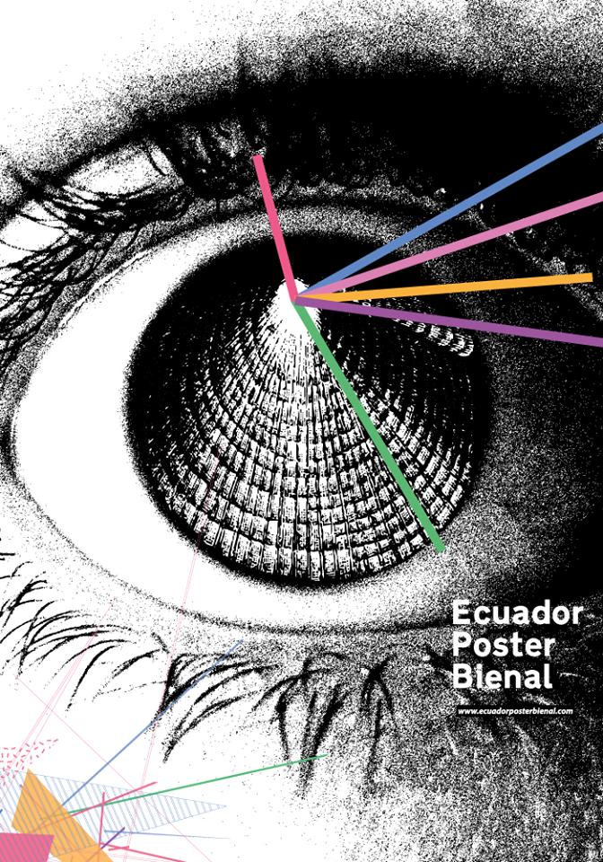 Ecuador Poster Bienal poster