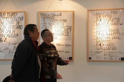 2015 Dalian International Graphic Design Biennale 1