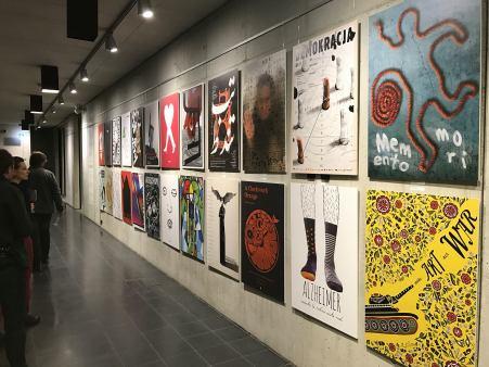 Post-Ecuador Poster Bienal - Lublin, Poland 13