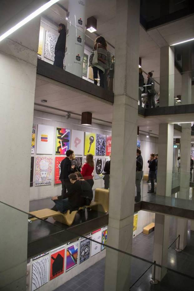 Post-Ecuador Poster Bienal - Lublin, Poland 15