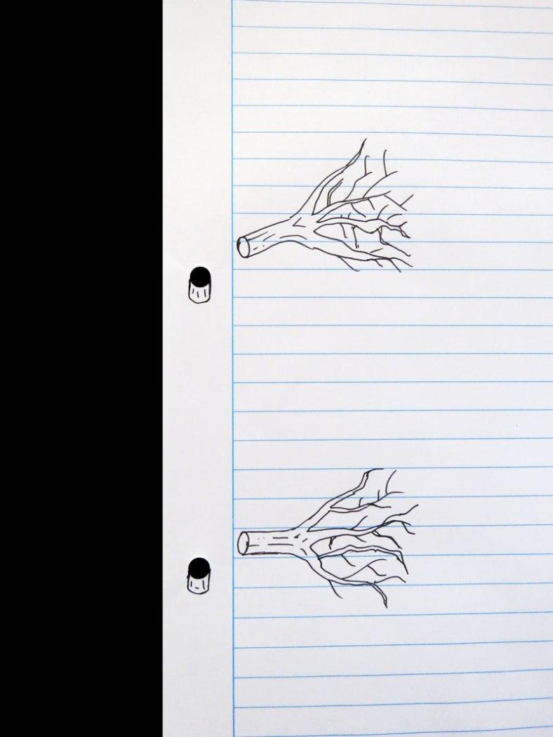 Tree-Cut-Paper