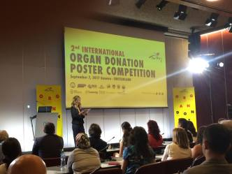 2nd International Organ Donation Poster Competition 0