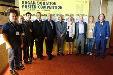 2nd International Organ Donation Poster Competition 1