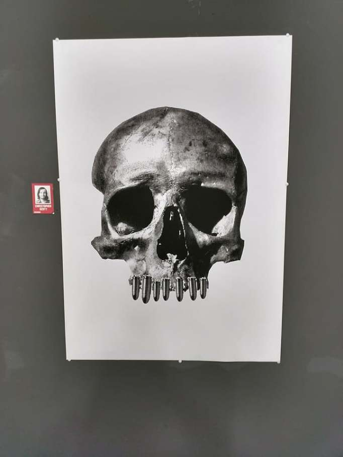 Skull Bullet Teeth 1