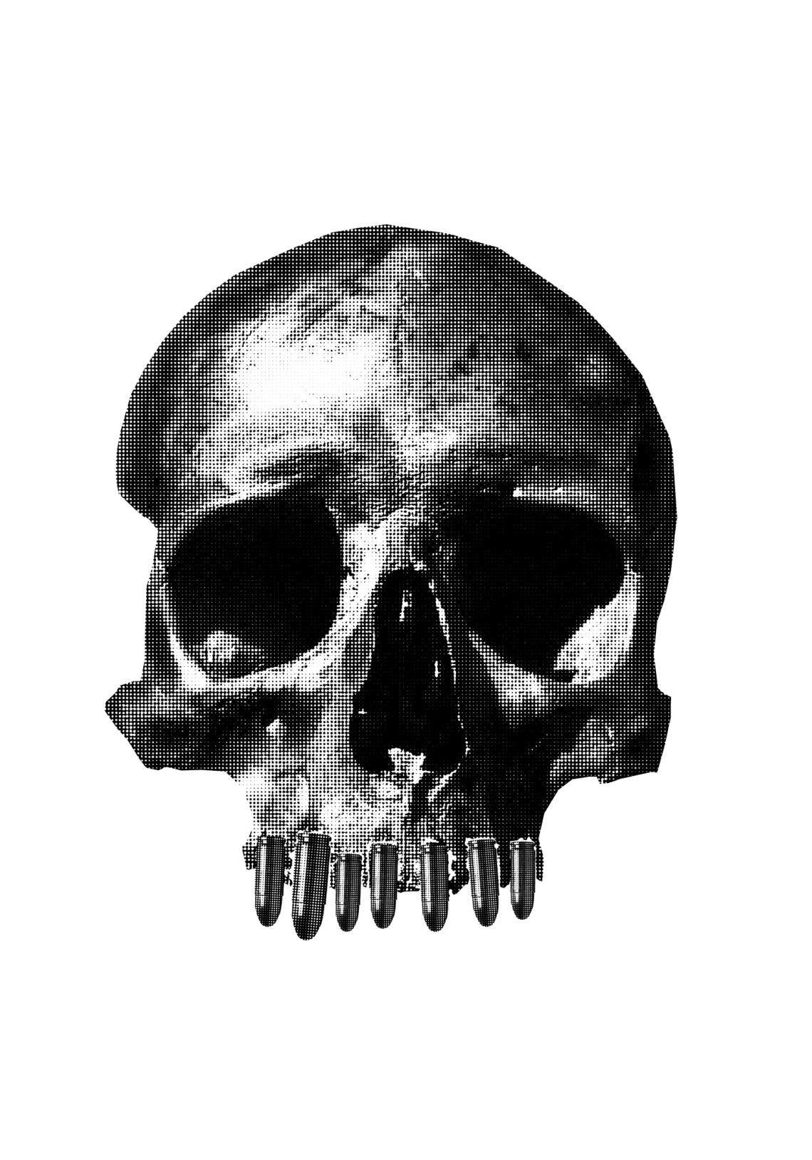 Skull-Bullet-Teeth